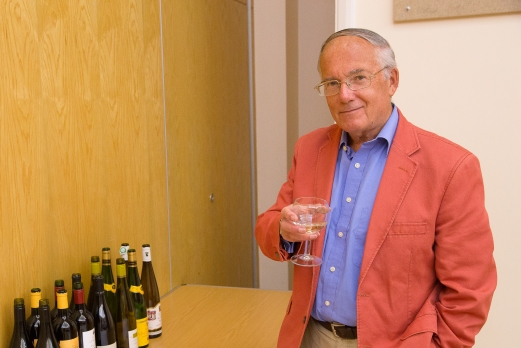 Christopher Doige presents selected wines from Alsace and the Languedoc
