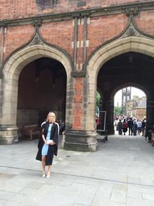 Georgina graduation